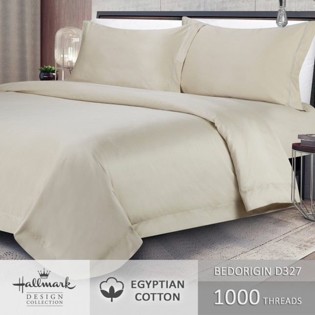 BedOrigin D327 Full Bed Set